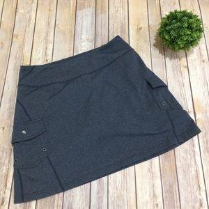 Athleta | Like New Blue Tennis Skirt Skirt Medium
